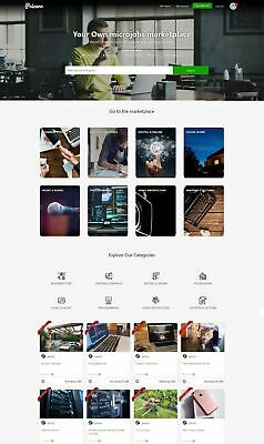 Microjobs Website Fiverr Clone Free Hosting
