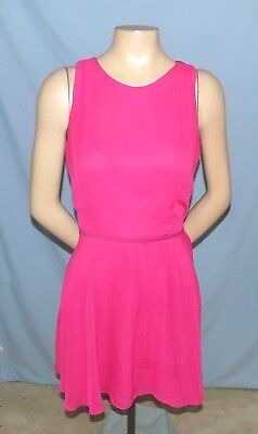 Awesome & Chic Baby Baby By Blush Fuchsia Dress Girls Size Medium (Est 12/14)  segunda mano  Embacar hacia Argentina