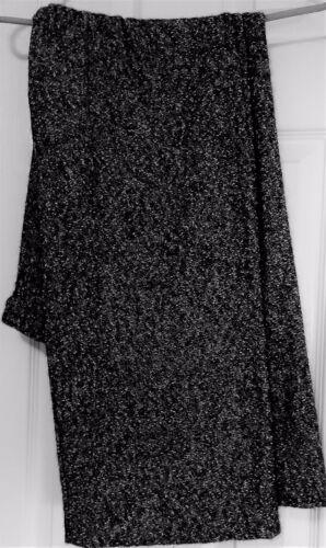 Vintage MISSONI Orange Label Amazing Textured Silk Blend Pants Black / White 46