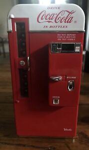 Coca Cola Vending Machine Musical Box Vendo