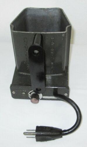 Technicon Tissue Processor Autotechnicon Model 2C Paraffin Bath Pot - Tested !!