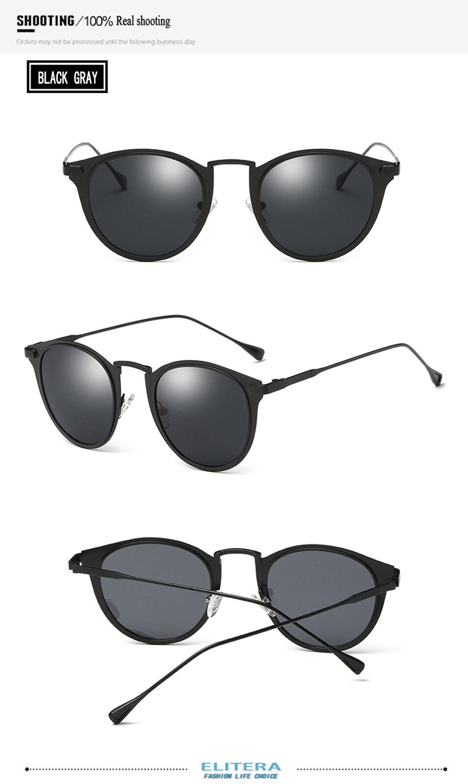 ELITERA New Womens Fashion Design Polarized Sunglasses Shades Butterfly Glasses