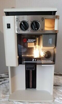 Beckman Coulter Z1-d Particle Counter Controller Power Cord
