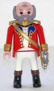 Rotrock-General-Oficial-Playmobil-para-Super-4-Brite-Pirata-Soldado-7675-GUARDIA
