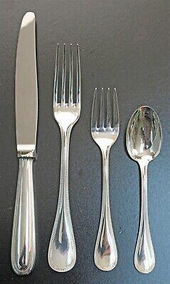 7 7//8 Inches-Unused Gorham Stainless STUDIO Pattern DINNER FORK