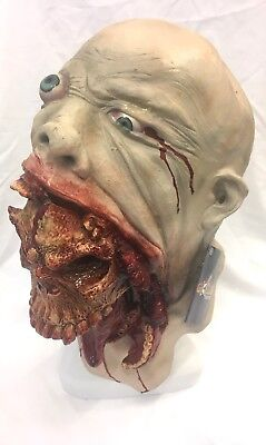 Halloween Mask Blurp Charlie Latex by Ghoulish Productions Fancy Dress