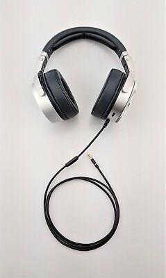 Authentic Sennheiser HD 630VB Over Ear Headphones Fair (Ear Shape)