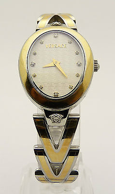 Versace 60Q80 Swiss Made Ladies Watch stainless stell free shipping