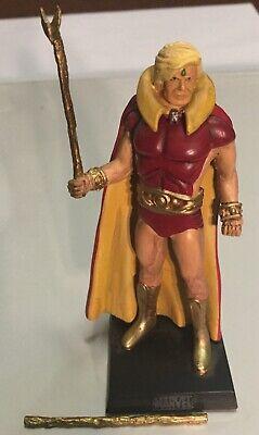 Eaglemoss Marvel lead figurine and magazine - #90 WARLOCK - damaged Lead Figurine Magazine