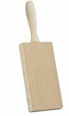 Gnocchi Board Ridges Hold More Sauce Made from Solid Beechwood Made in Italy NEW