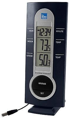 Ws 7034Twc La Crosse Technology Twc Thermometer With Outdoor Probe
