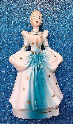 Vintage Hard Plastic CINDERELLA ~ Walt Disney Productions