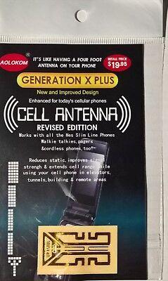 Handy Antennen Verstärker, für alle Systeme geeignet. Plus 1'