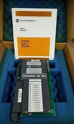 Allen Bradley Analog Input Module 636020 1771-ie02