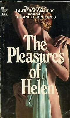 The Pleasures of Helen Lawrence Sanders DELL 7032 1972