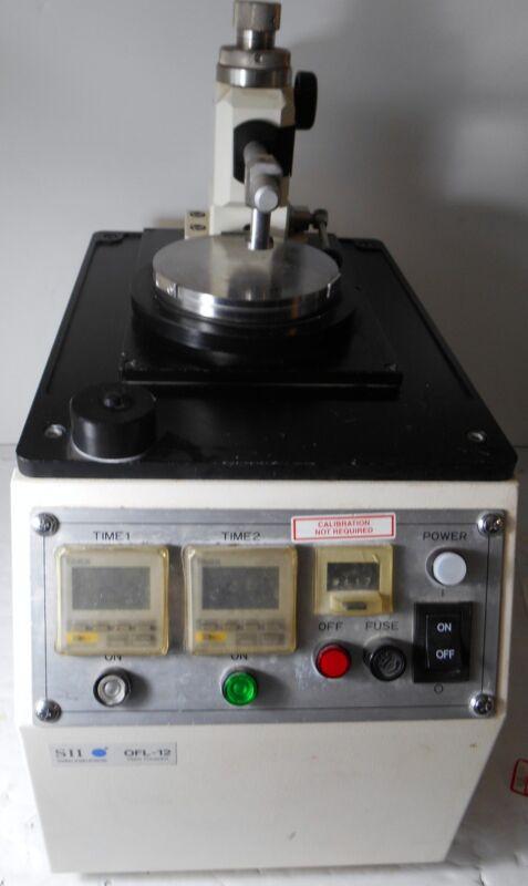 Seiko Instruments Sii Ofl-12 Mass Fiber Polisher