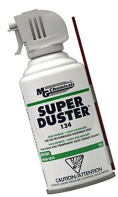 MG Chemicals 402A 134A Super Duster, 285g (10 oz) Aerosol Can 10 ounces
