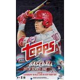 2018 Topps Series 1 Baseball sealed hobby box 36 packs 10 MLB cards silver pack