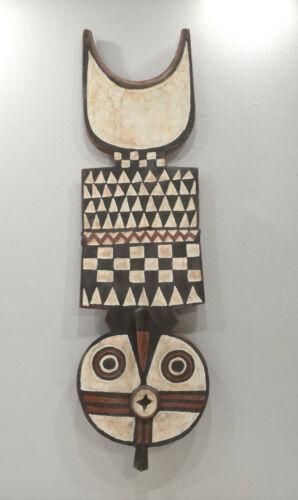 African Mask Bobo Buni Plank Mask Burkina Faso