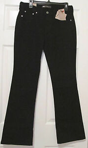 Women's Levi's 515 Boot Cut Jeans, Black, Sizes 4M, 8M, 12M, 14M, & 16M, NWT