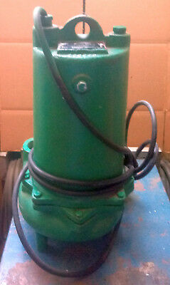 1 New Myers Mw200-43 Single Seal 2 Solid Sewage Pump Make Offer