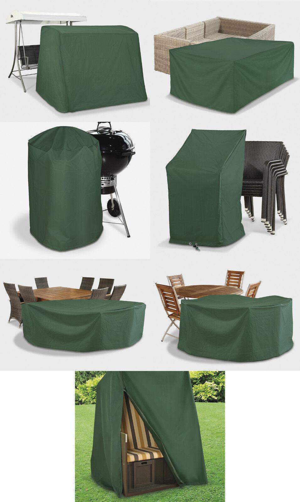 Wehncke Premium Schutzhülle Gartenmöbel Abdeckung Abdeckplane Sitzgruppe 420D
