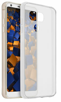 mumbi Hülle für LG G6 Schutzhülle Ultra Slim Case Tasche Cover Schutztasche klar Lg Ultra Slim