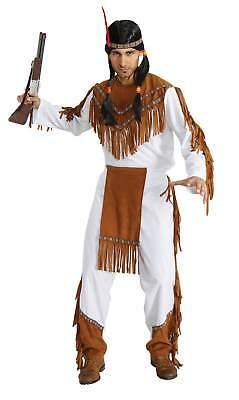 Indianer Apache Wilder Westen Karneval Fasching Kostüm -