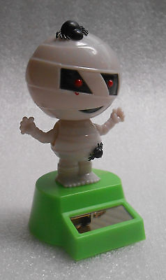 New Sealed Solar Powered Dancing Mummy Halloween Decoration/Toy - Halloween Solar Dancing Toys