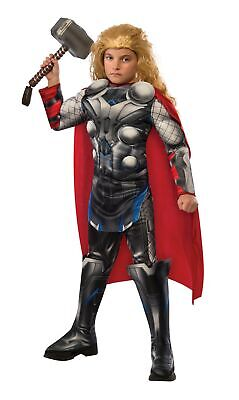 Rubies Costume Avengers 2 Age of Ultron Childs Deluxe Thor Costume Large - Avengers 2 Costumes