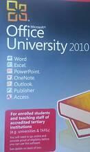 Microsoft Office (University) 2010 Waitara Hornsby Area Preview