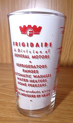 FRIGIDAIRE ADVERTISING MEASURING GLASS