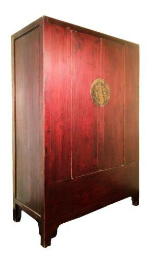 Antique Chinese Ming Wedding Cabinet (3326), Circa 1800-1849