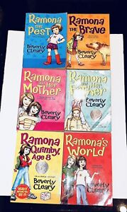Ramona books by Beverly Cleary