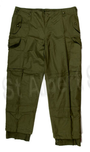 CANADIAN ARMY COMBAT PANTS - 7344 XL TALL EXTRA LARGE  - NEW - 656R75A