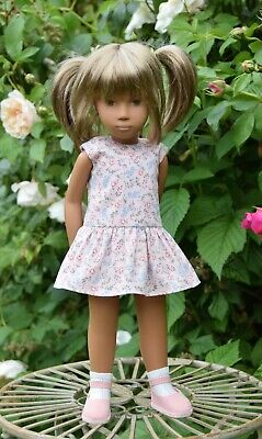 PDF Sewing Pattern For Vintage Sasha Dolls - Drop Waist Dress and Cotton panties