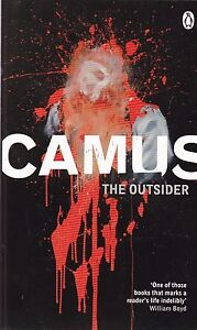 Albert Camus, The Outsider, Paperback, New Book