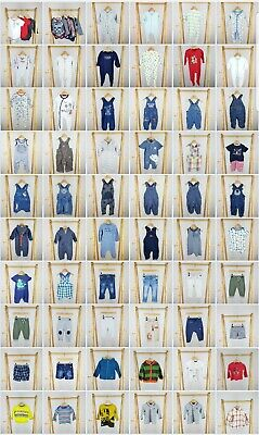 Baby Boy Clothes 6-9 Months Build/ Make a Bundle Large/ Huge Multi Listing