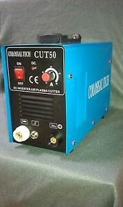 AIR-PLASMA-CUTTER-NEW-50AMP-CUT50-Inverter-220V-Voltage-2-YEAR-WARRANTY