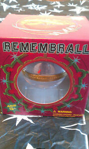 Harry Potter Remembrall Official Warner Bros Studio Tour London Merchandise