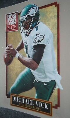 NFL 73 Michael Vick Philadelphia Eagles Panini Elite 2013 Michael Vick, Nfl