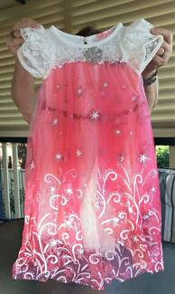 Princess Dress, size 3