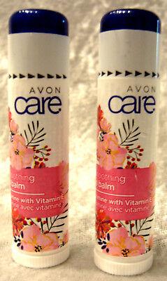 Jasmin Jasmin Vitamine ((7,50€/Set)Glättender 2 x Lippenbalsam mit Jasmin u. Vitamin E 4,5 g Elastizität)