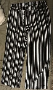 Tag Still On Le Chateau Wide Leg Pants $60 OBO