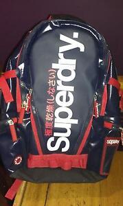 Brand new Superdry black label laptop bag Macgregor Belconnen Area Preview