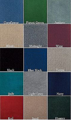 16 Oz  All Purpose Marine Grade Boat Carpet 6 Wide X Various Lengths