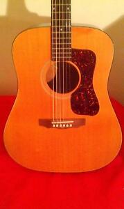 GUILD D4 NT ACOUSTIC GUITAR MADE IN THE USA  $795 FIRM North Perth Vincent Area Preview