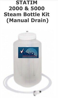 Scican Statim 20005000 Condenser Waste Bottle Kit Rpi Sck016 New