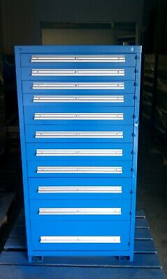 Vidmar -- Lista Fully Refurbished Cabinets 12 Less Than New. Many In Stock