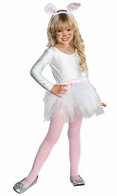 Leotard & Tutu Bunny Kit child pageant costume dance - Leotard Bunny Costume